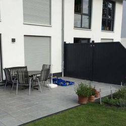 sichtschutz f r terrasse hier ab werk kaufen. Black Bedroom Furniture Sets. Home Design Ideas