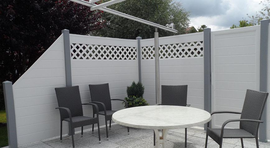 terrasse sichtschutz stck xl rankgitter spalier mit in. Black Bedroom Furniture Sets. Home Design Ideas