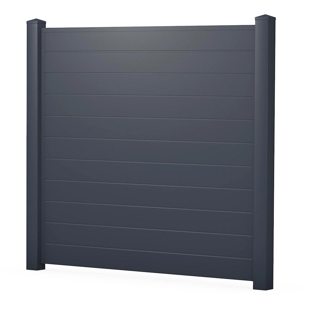 sichtschutzzaun holz kunststoff bvrao com. Black Bedroom Furniture Sets. Home Design Ideas