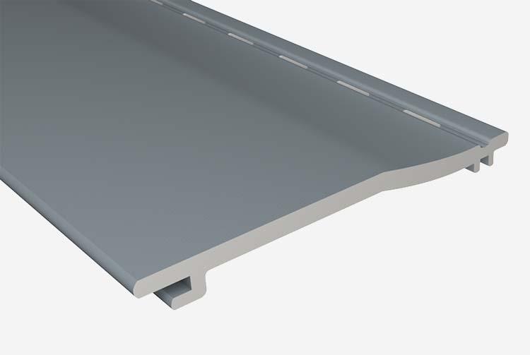 pvc fassadenpaneele fassadenverkleidung kunststoff grau pvc fassadenpaneel. Black Bedroom Furniture Sets. Home Design Ideas