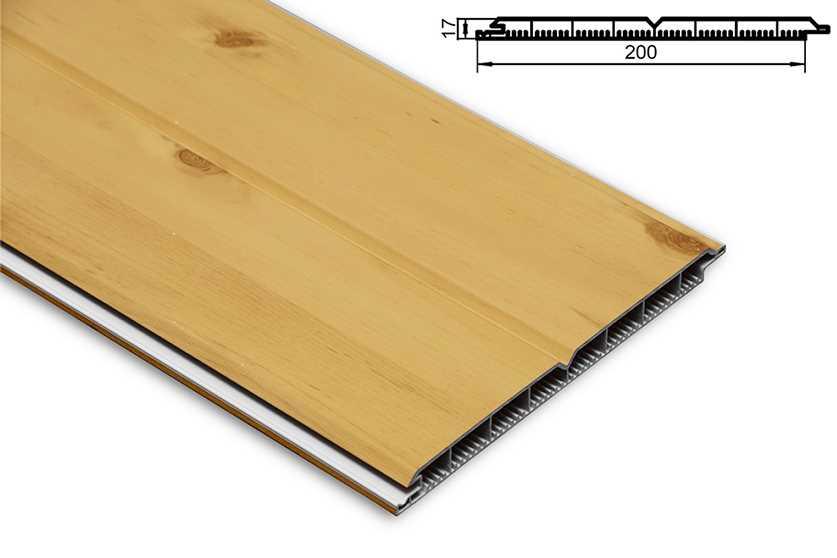 alt profile torf llung kunststoff fichte pvc paneel 200x17. Black Bedroom Furniture Sets. Home Design Ideas