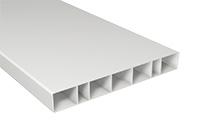 Super Balkonbretter Kunststoff | Hier **auf Maß** kaufen JP47