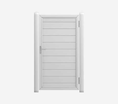 Tür kunststoff  Sichtaflex gerade : Sichtschutzelement Kunststoff - SICHTAFLEX ...
