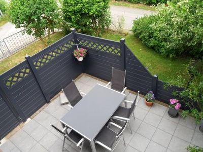 Sichtschutz Terrasse Hier Auf Maß Ab Werk Online Kaufen