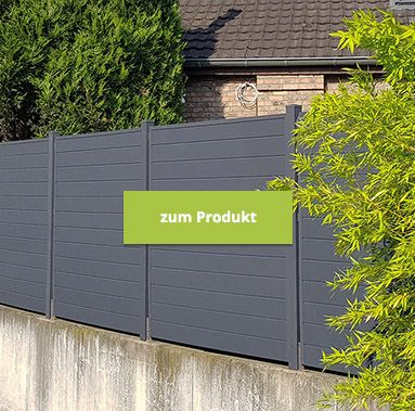 Sichtschutzzaun Kunststoff Hier Online Ab Werk Kaufen