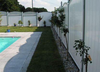 Sichtschutz ideen garten und terrasse bildergalerie - Sichtschutz pool ...